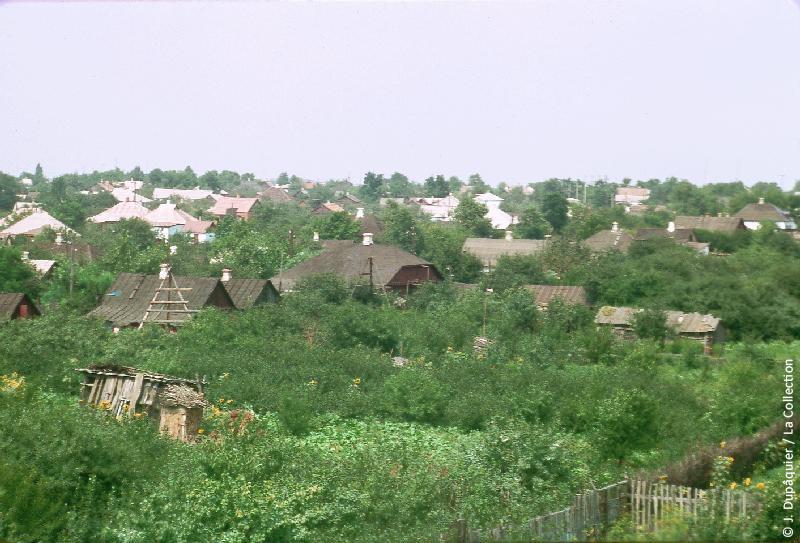 Photographie (résolution écran) : Fonds photographique Jacques Dupâquier — Voyage en URSS en 1964 — De Moscou au Caucase : «Debaltsevo dans le bassin du Donets»